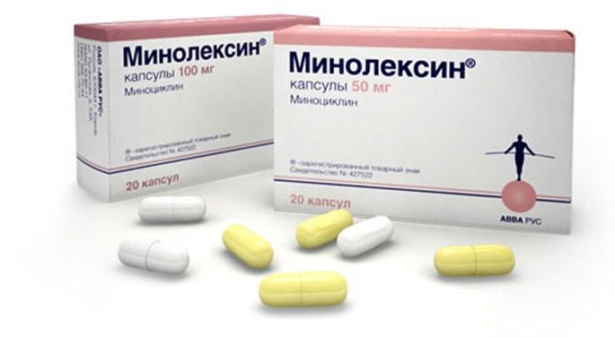 Таблетки от угревой сыпи и прыщей