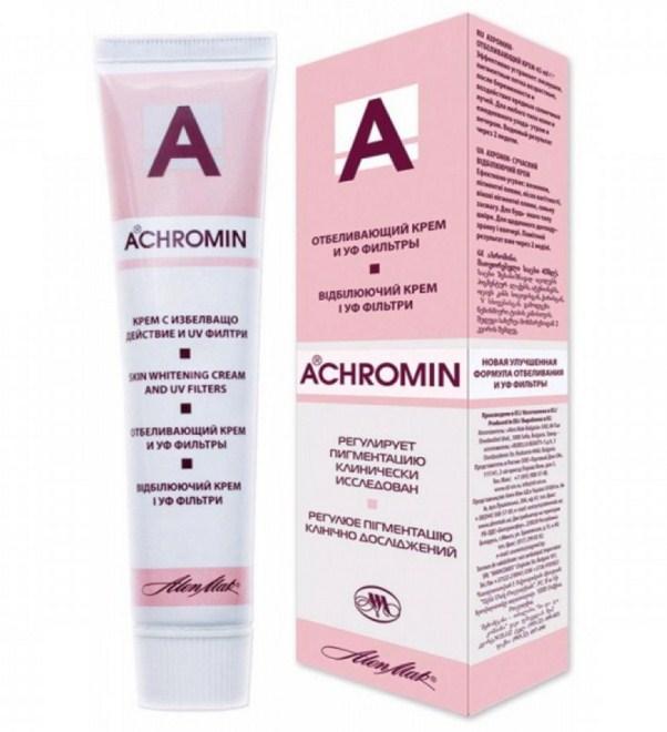 крем ахромин