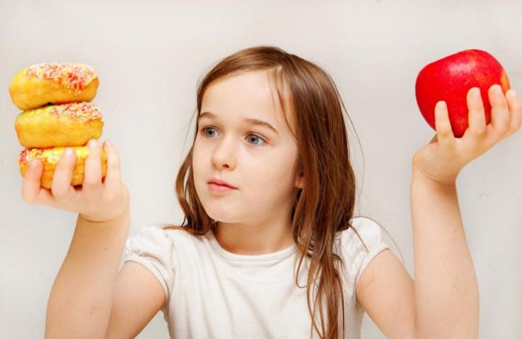 неправильное питание подростков