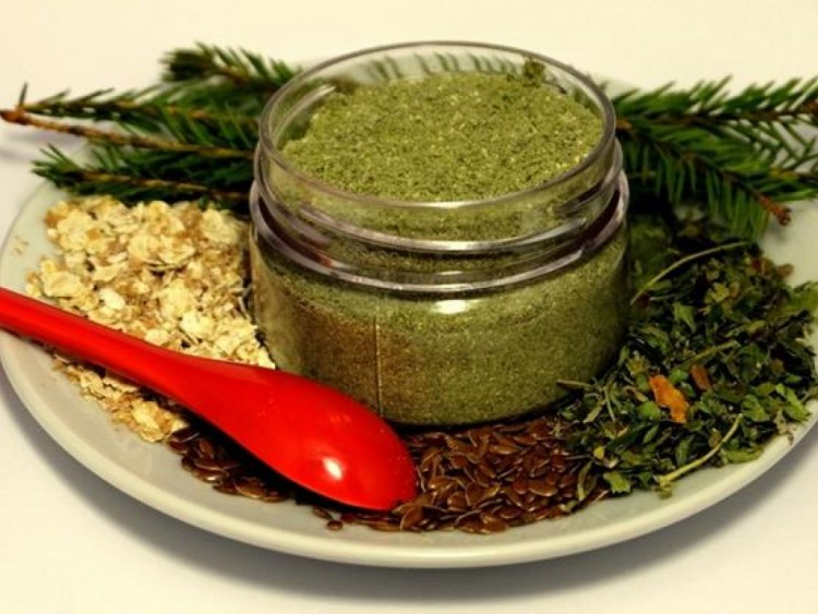 Лечебно-травяной