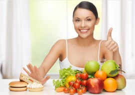 Диета при акне: правильное питание и сбалансированный рацион
