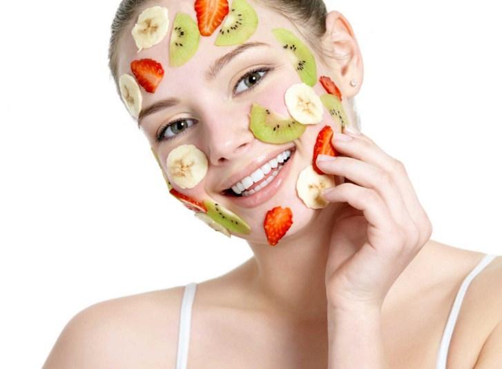 фруктовая маска для кожи