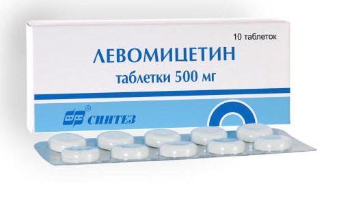 Левомитецин