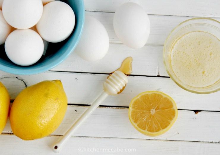 яйца, лимоны