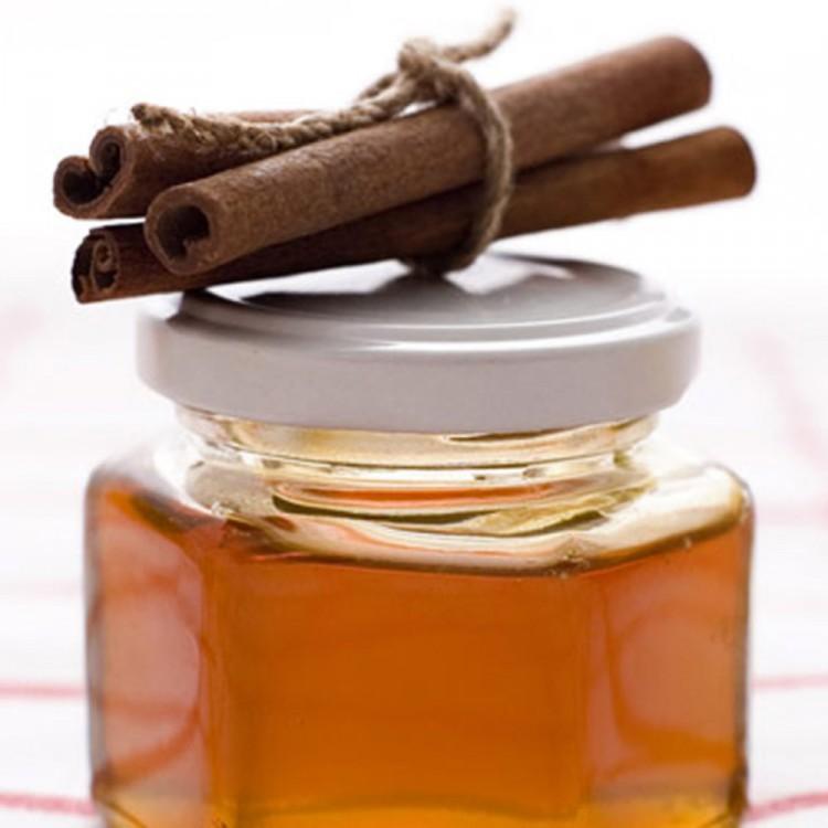 мед-корица маска