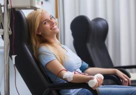 Факты, которые вы должны знать о переливании крови от прыщей